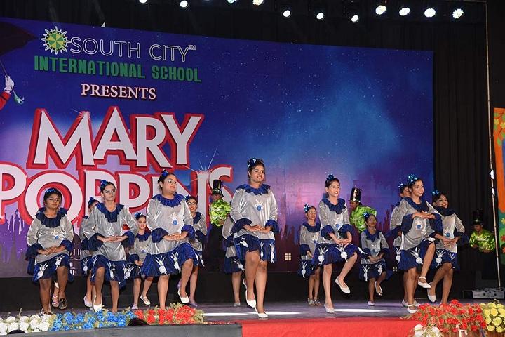 South City International School-Dances
