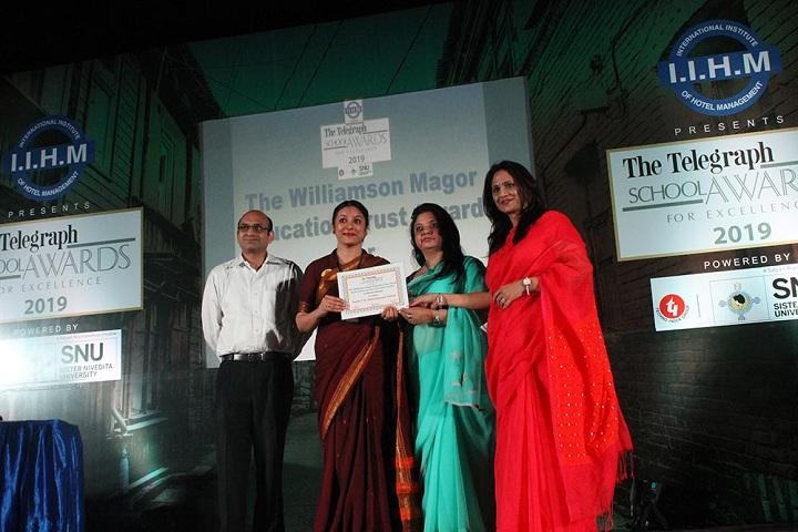 South City International School-Telegraph Award