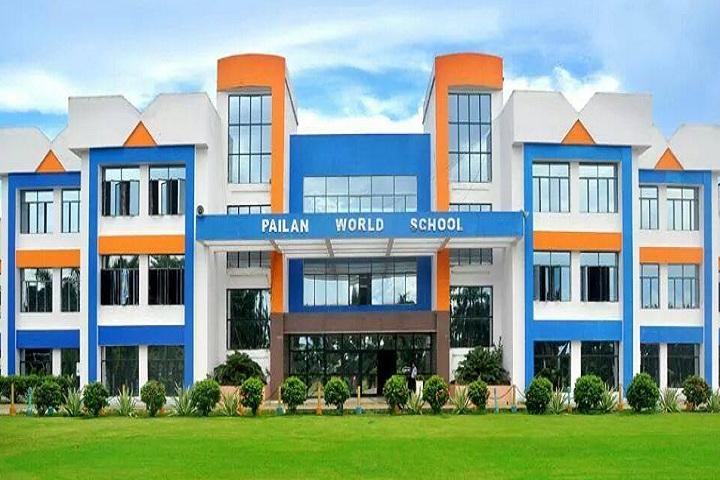 Pailan World School-Campus