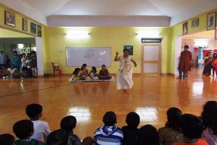 Pailan World School-Dance