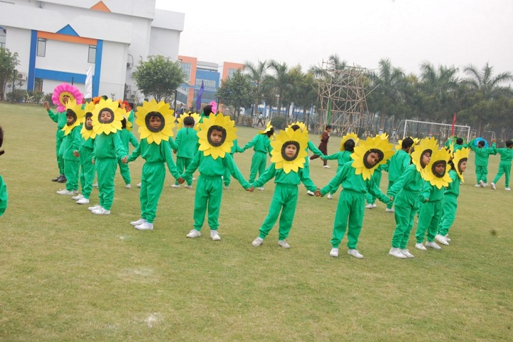 Pailan World School-Activity