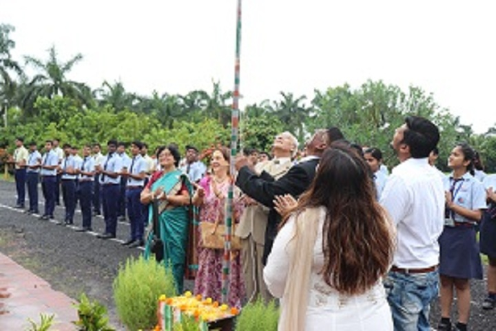 Pailan World School-Independence Day