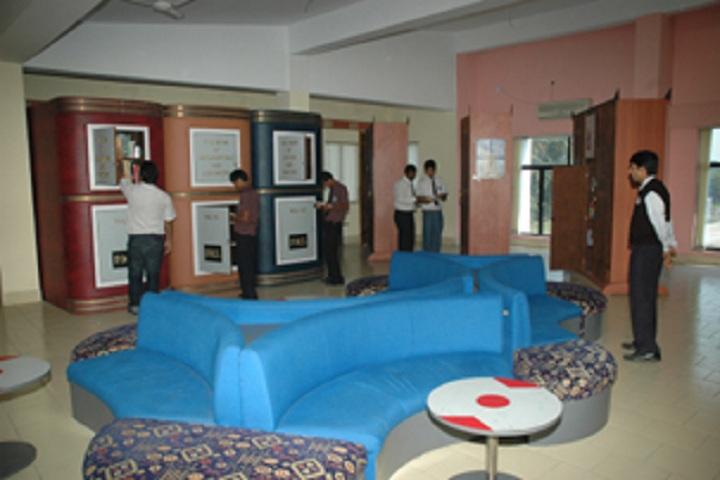 Pailan World School-Library