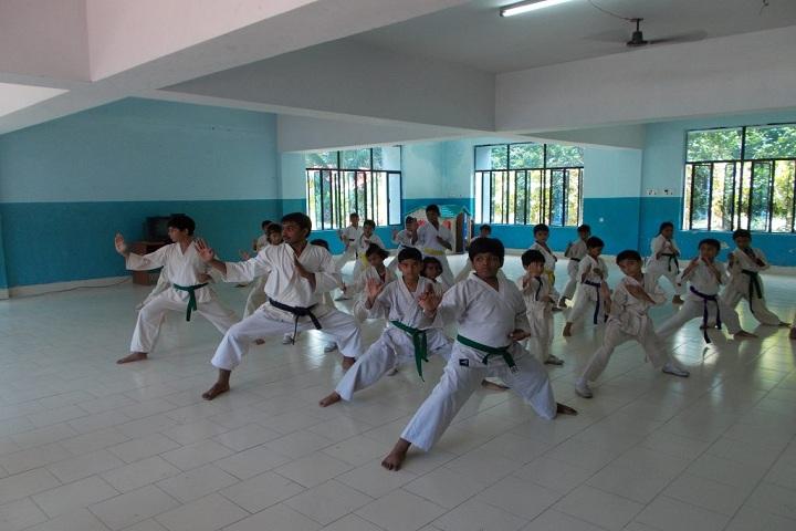 Pailan World School-Martial Art