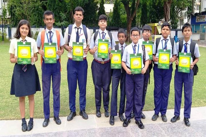 Pailan World School-Quiz Competitions Winners