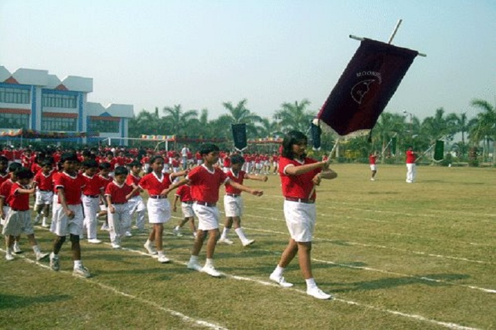 Pailan World School-Sports Day