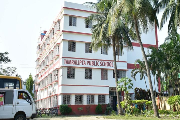 Tamralipta Public School-Campus