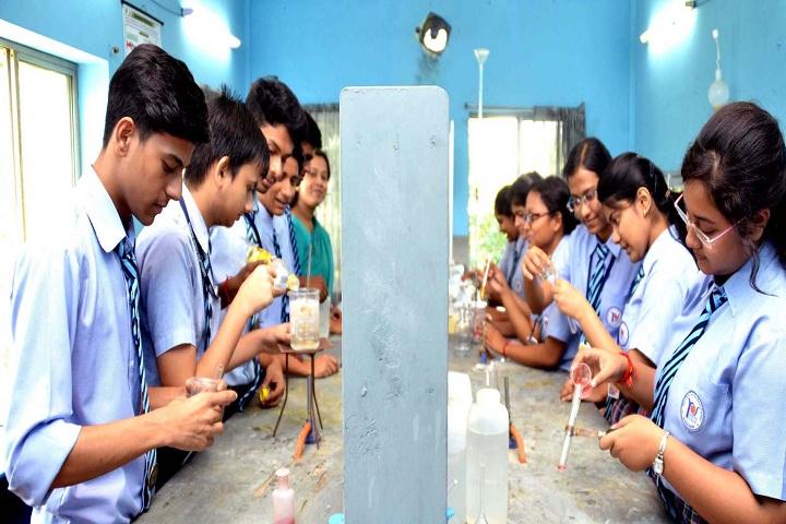 Tamralipta Public School-Chemistry Lab