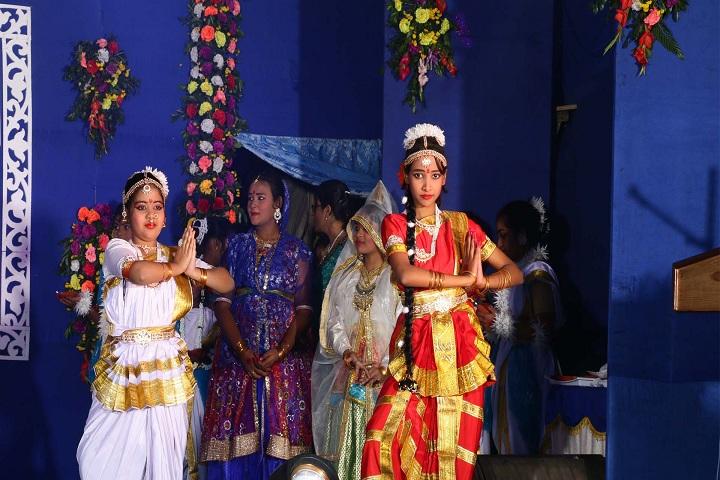 Tamralipta Public School-Classical Dances