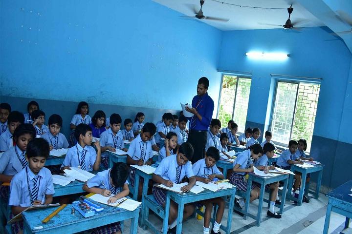 Tamralipta Public School-Class Room
