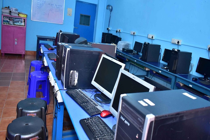 Tamralipta Public School-Computer Lab
