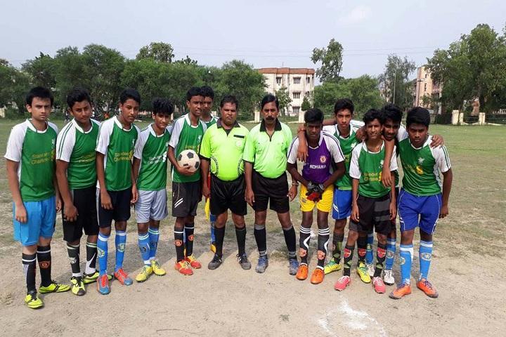Tamralipta Public School-Football