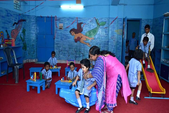 Tamralipta Public School-Nursery Students Activities