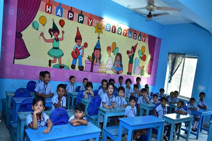Tamralipta Public School-Nursey Classroom