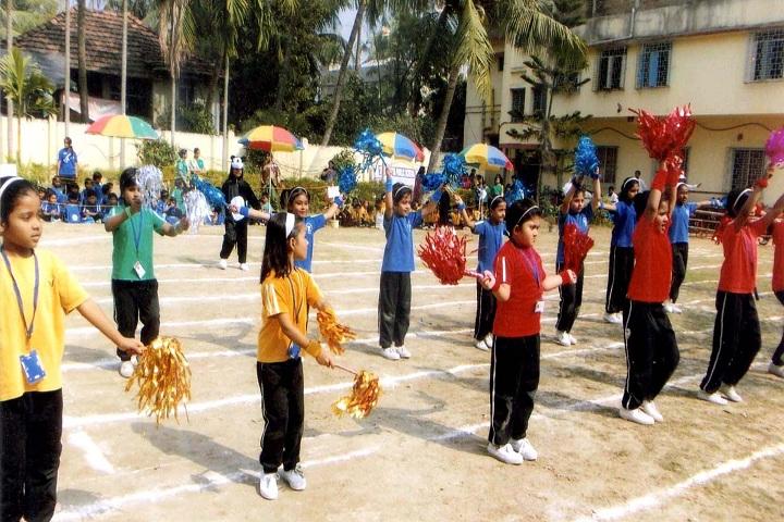 Tamralipta Public School-Sports Day