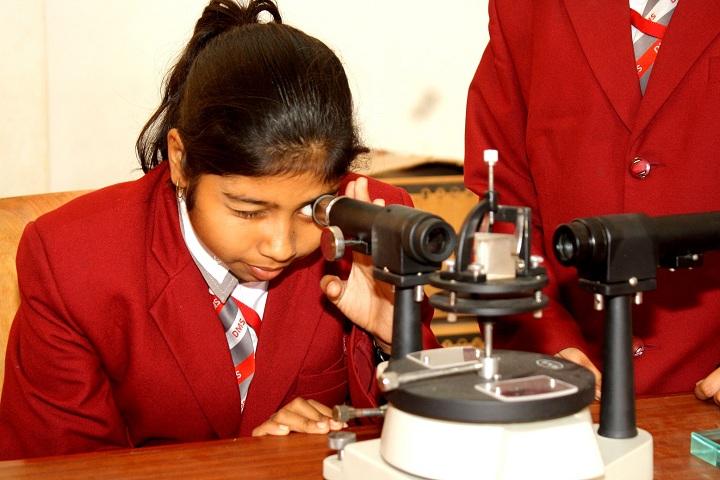 Divine Mercy School-Biology Lab