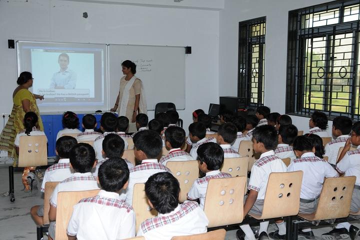 Divine Mercy School-Classroom