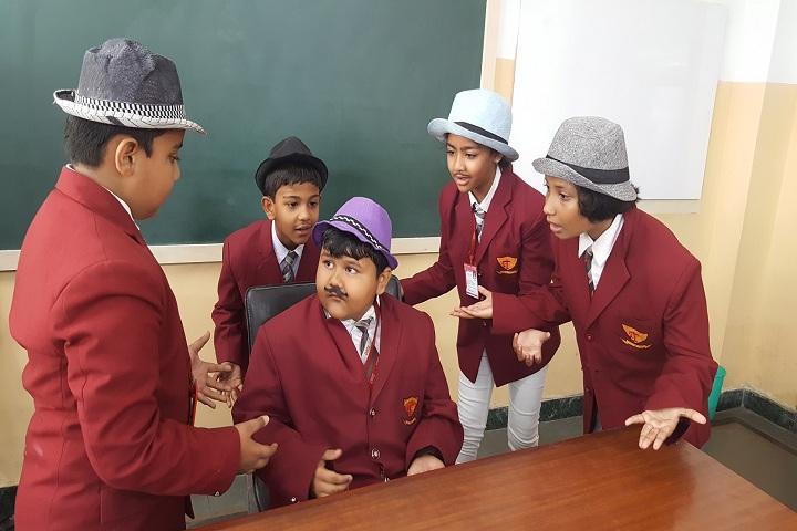 Divine Mercy School-Drama