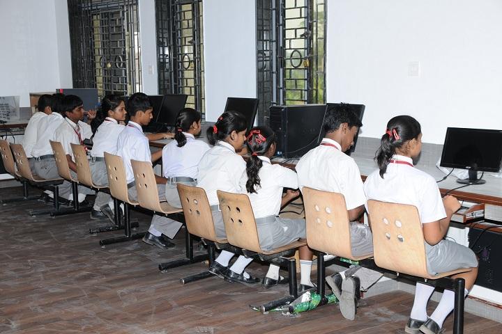 Divine Mercy School-IT Lab