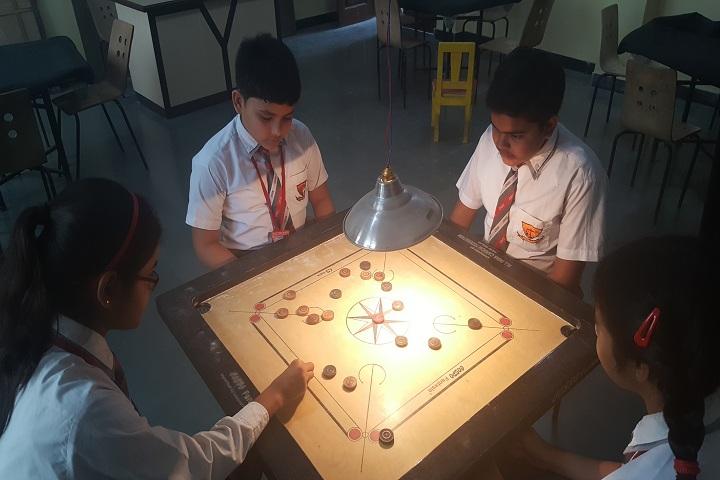 Divine Mercy School-Indoor Games