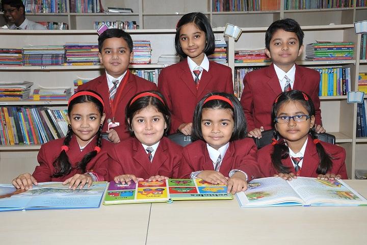 Divine Mercy School-Library