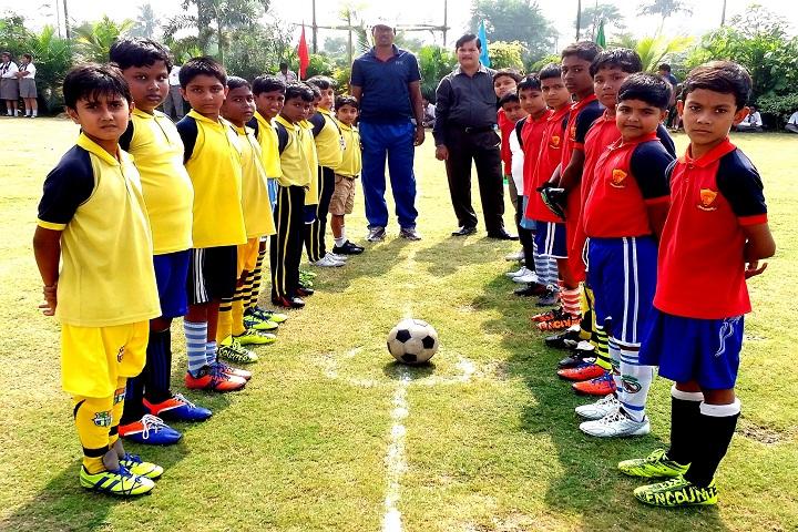 Divine Mercy School-Sports
