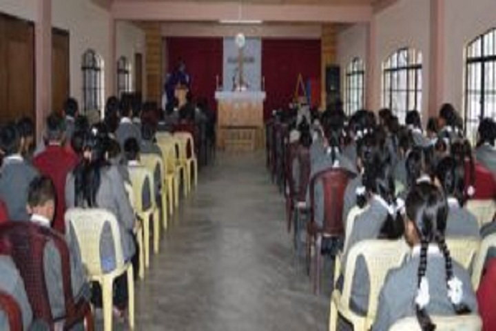 St StephenS Academy-Prayer Hall