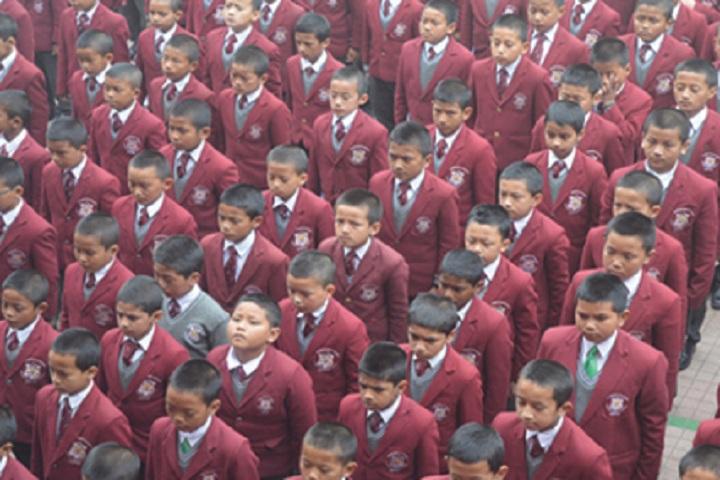 St StephenS Academy-Prayer
