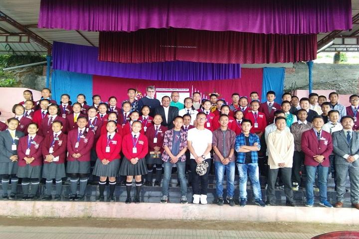 St StephenS Academy-Students