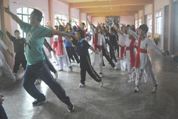 St StephenS Academy-Yoga