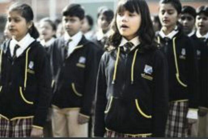 G E M S Akademia International School-Assembly
