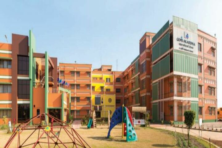 G E M S Akademia International School-Campus