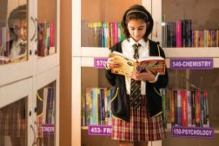 G E M S Akademia International School-Library