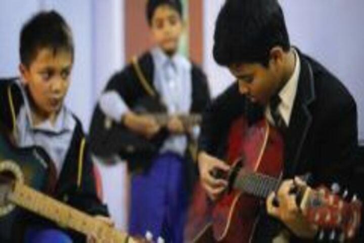 G E M S Akademia International School-Music