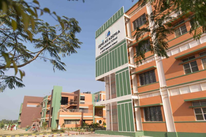 GEMS Akademia International School - School Building