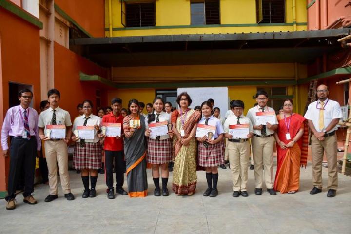 GEMS Akademia International School - Inter-School Competition