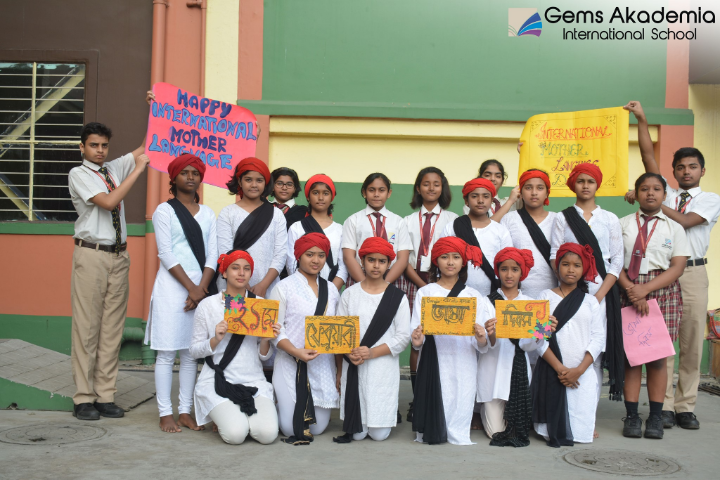 GEMS Akademia International School - Celebrating International Mother Language Day
