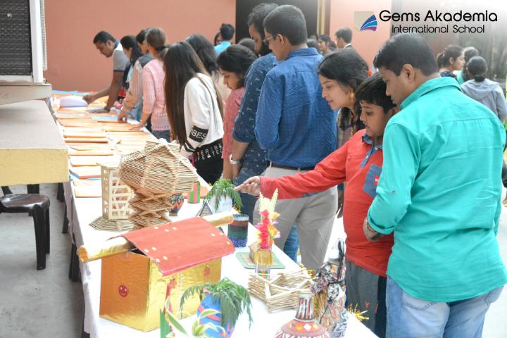 GEMS Akademia International School - Exhibition