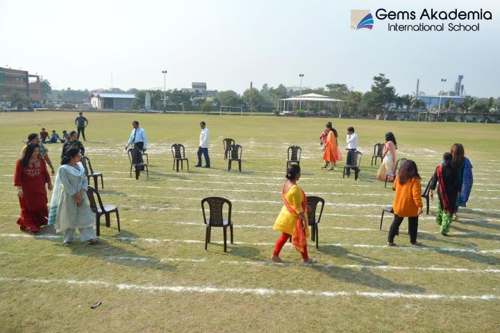 GEMS Akademia International School - Sport Day Celebration