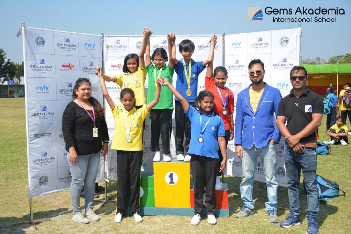 GEMS Akademia International School- Prize Distribution