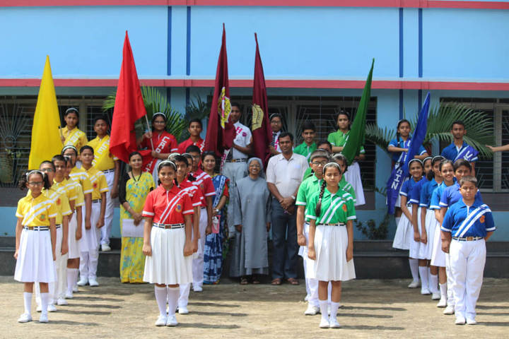 Holy Family Convent School-Investiture Ceremony