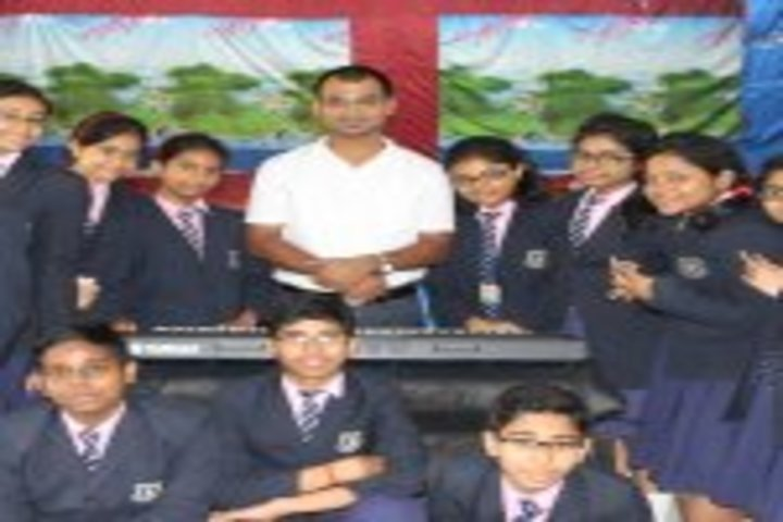 Holy Family Convent School-Music Lab