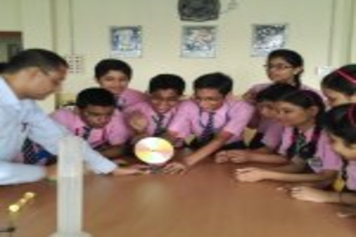 Holy Family Convent School-Physics Lab