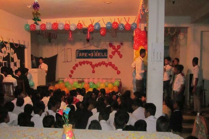 Ideal Public School-Farewell Celebrations