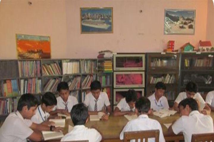 Ideal Public School-Library