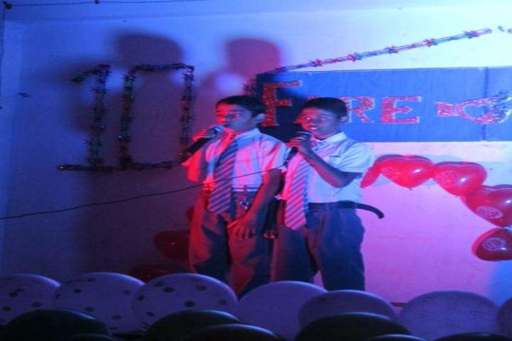Ideal Public School-Singing