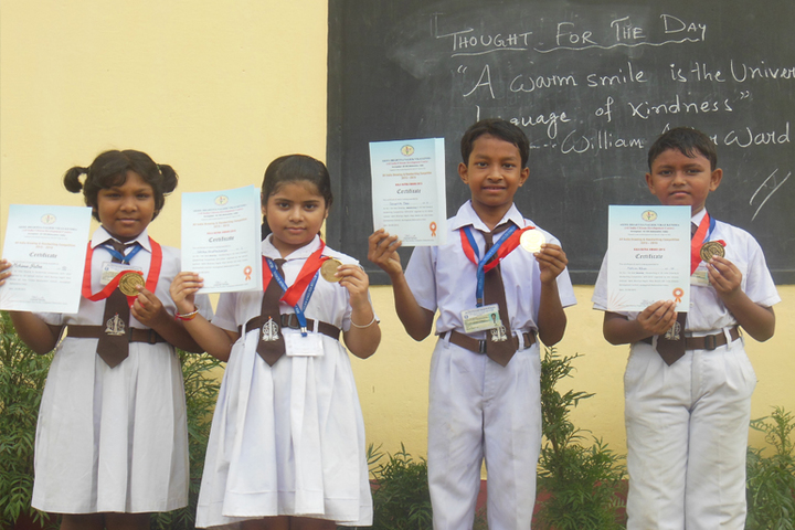 Belda English Medium School-Achievement