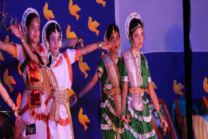 Belda English Medium School-Cultural Fest