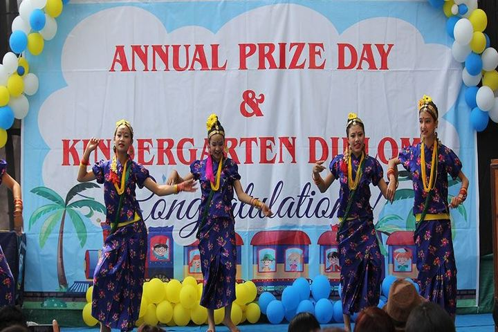 Paramount School-Annual Prize Day