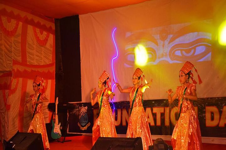 Paramount School-Cultural Fest
